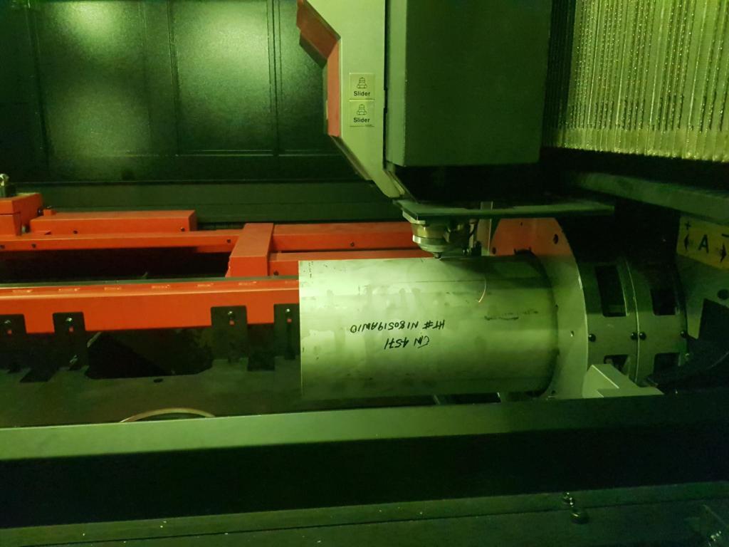 200NB Stainless Steel Pipe