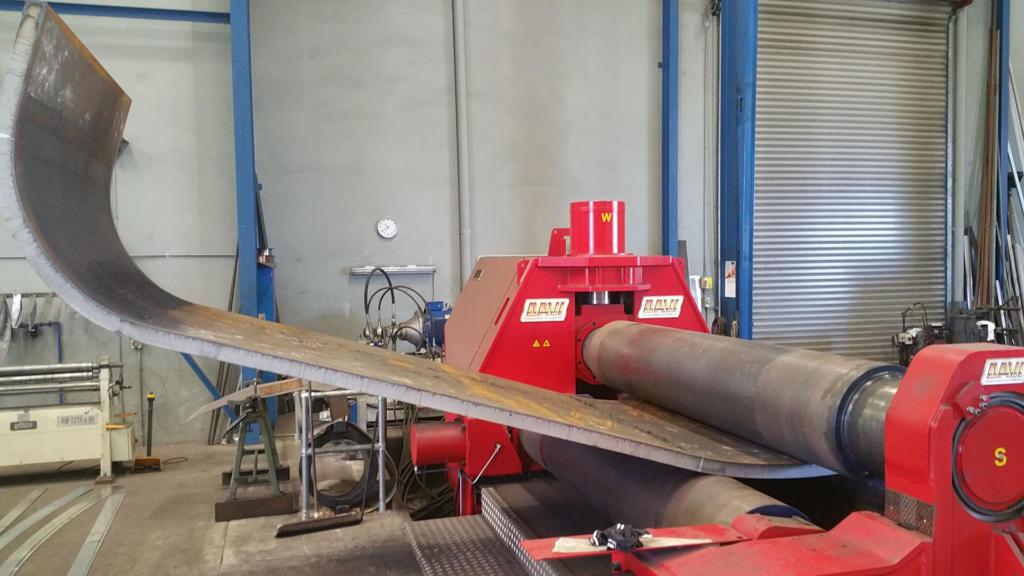 Heavy Plate Rolling (1)