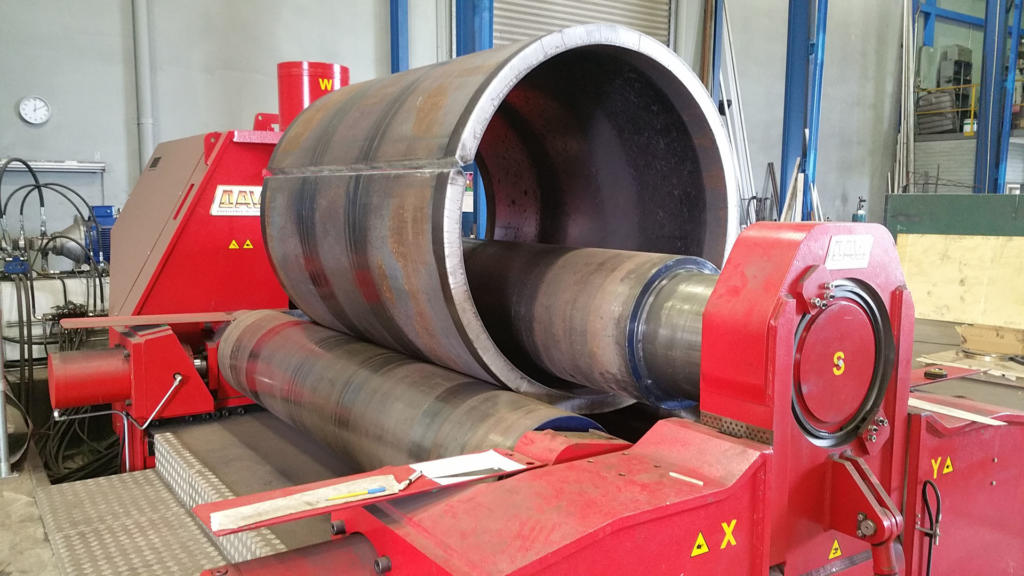 Heavy Plate Rolling (3)