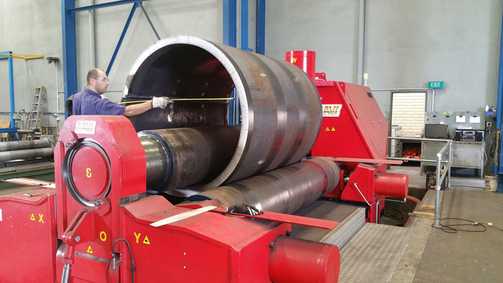 Heavy Plate Rolling (4)