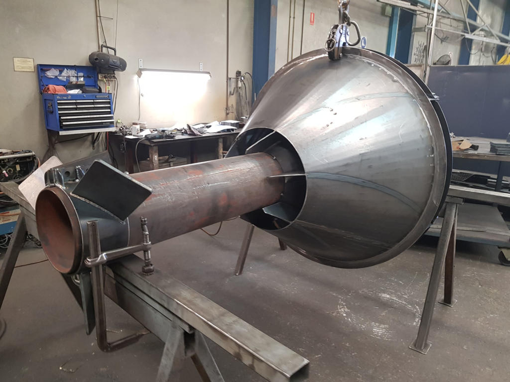 Impeller Fabrication