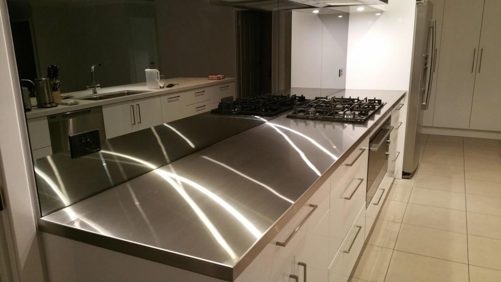 Kitchen Benchtop Cladding (2)