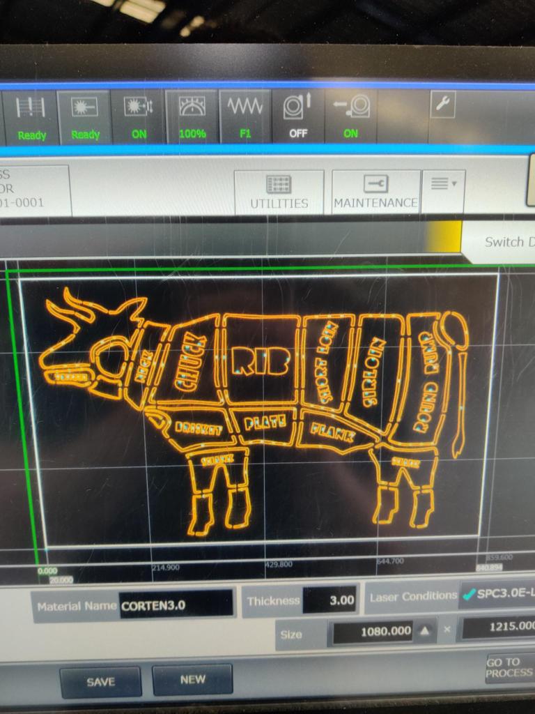 Lasercut Butcher Job (2)