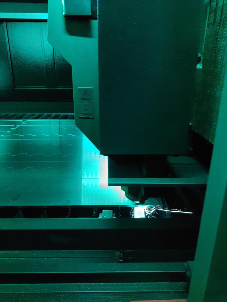 Lasercutting Aluminum (2)