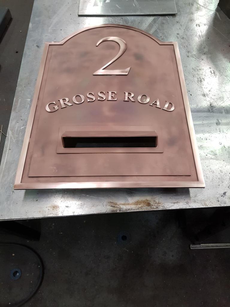 Letterbox Copper (3)