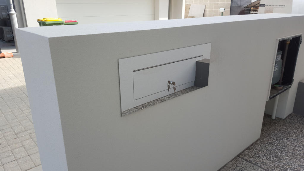 Letterbox Door Panel Stainless Steel Mirror Finish (3)