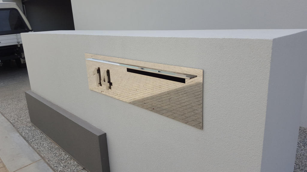 Letterbox Stainless Steel Mirror Finish (5)