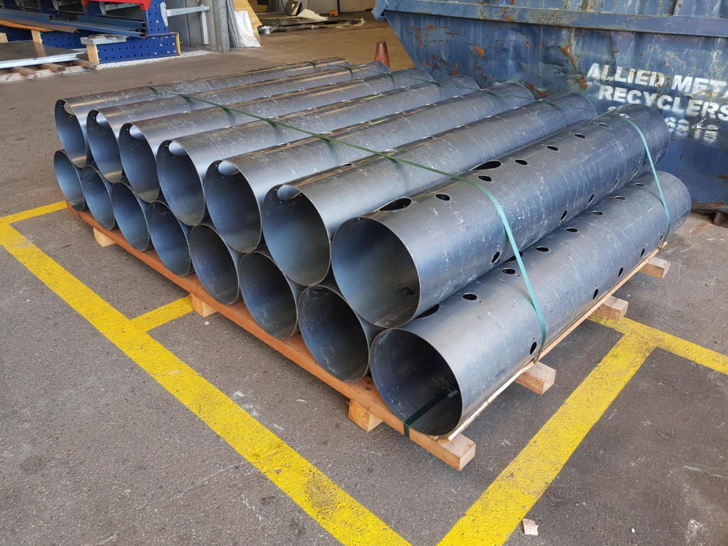 Rolled Cylinders (2)