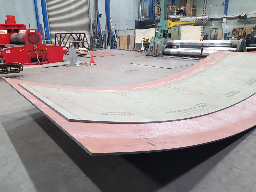 Rolled Liner Plates