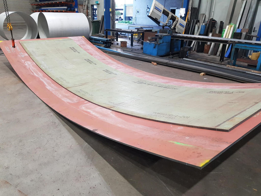Rolled Liner Plates (2)