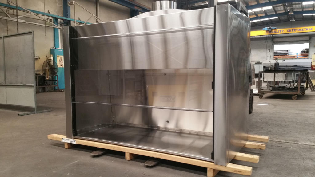 Stainless Steel Fume Cabinet