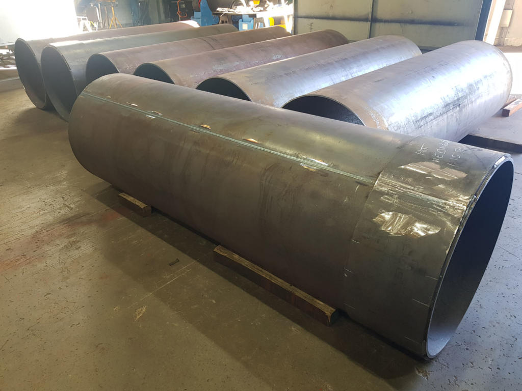 Sub Arc Welded Pile Cylinders (1)