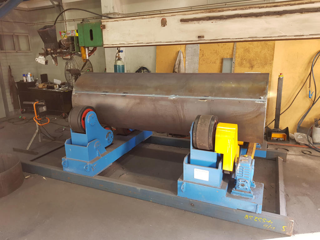 Sub Arc Welded Pile Cylinders (2)
