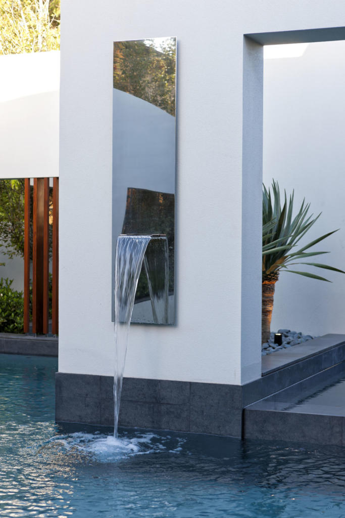 Water Feature Stainless Steel