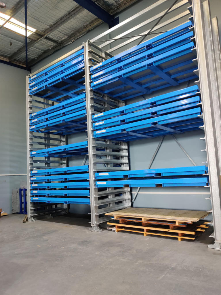 material Storage Tower Racks (1)